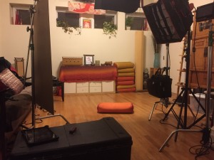 Harmonious Loft Video Studio