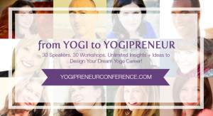 Yogipreneur Conference