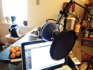 Podcast Kitchen Edit