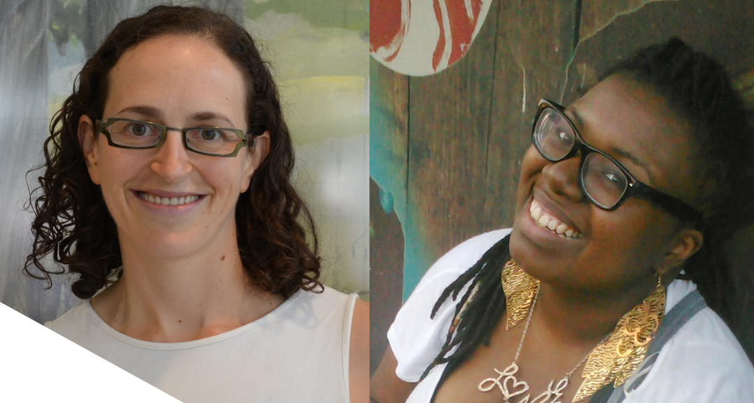 047: Become a co-conspirator for social justice, Sarah Dennis & Ashley Lana Scott