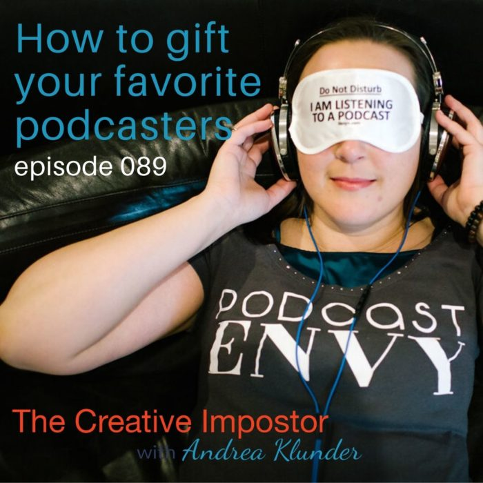 CI089: How to gift your favorite podcasters