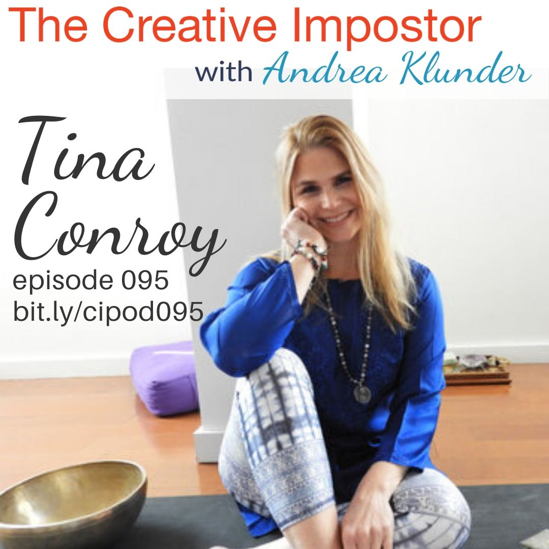 CI095: Serve your clients and community with Tina Conroy