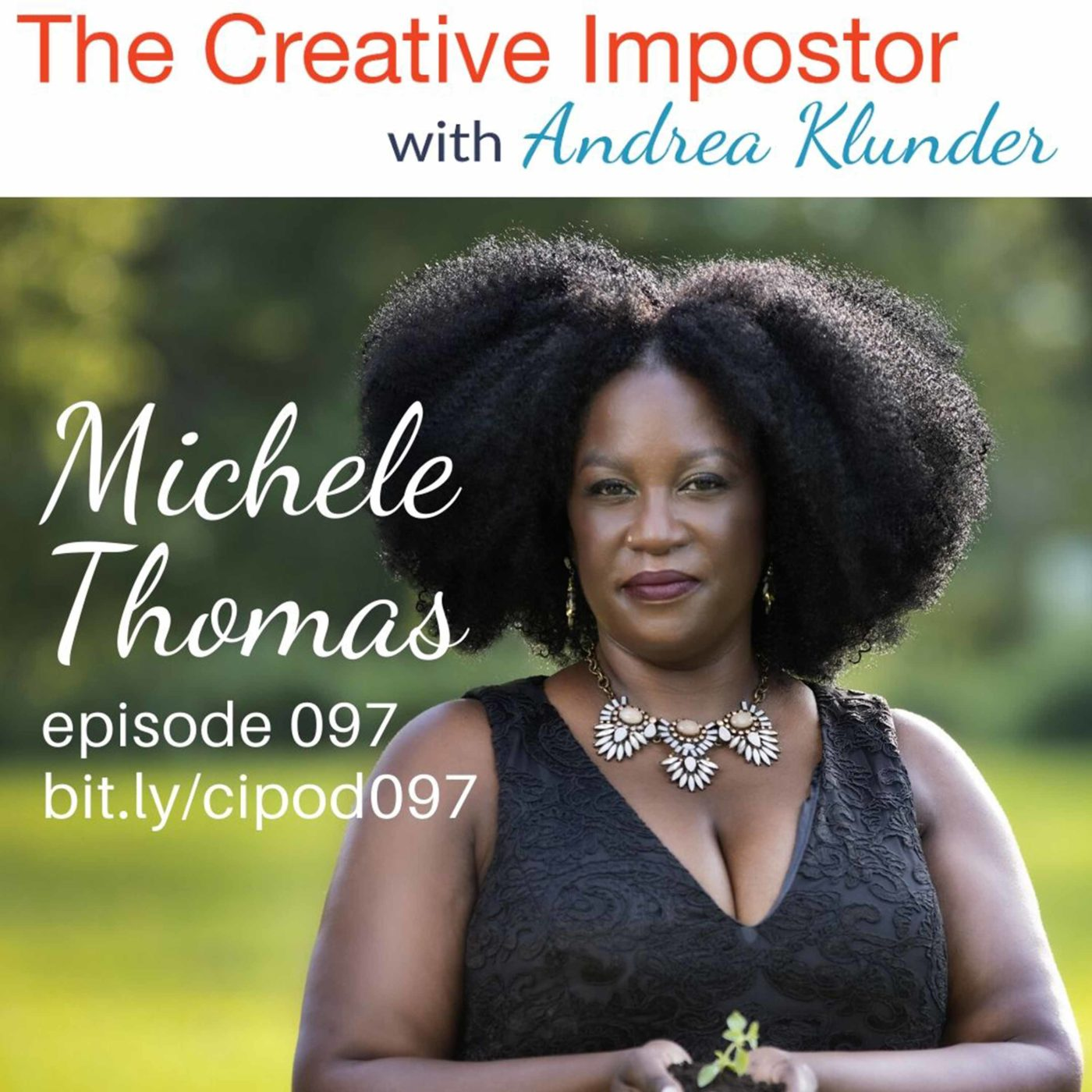 CI097: Adapt to something that's not standard and normal with Michele Thomas