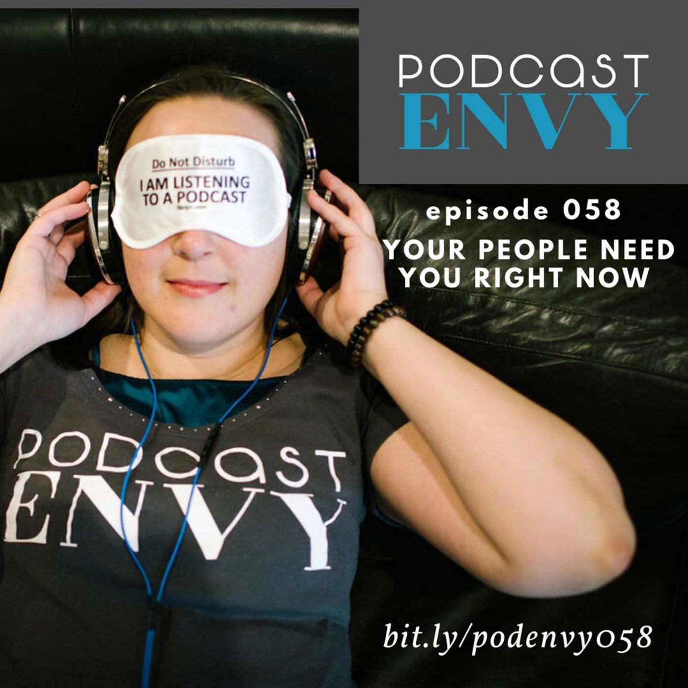PE058: Your people need you right now (keep going!)