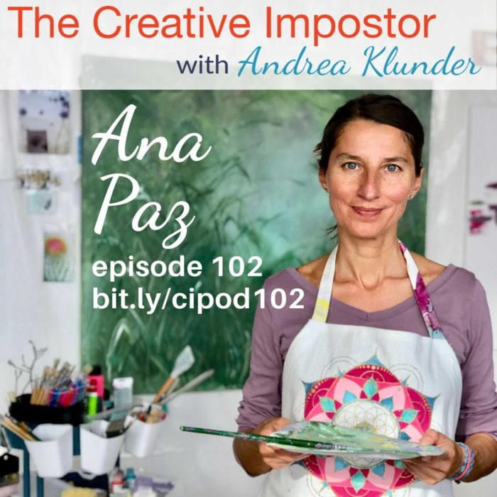 CI102: Share what you love with Ana Paz
