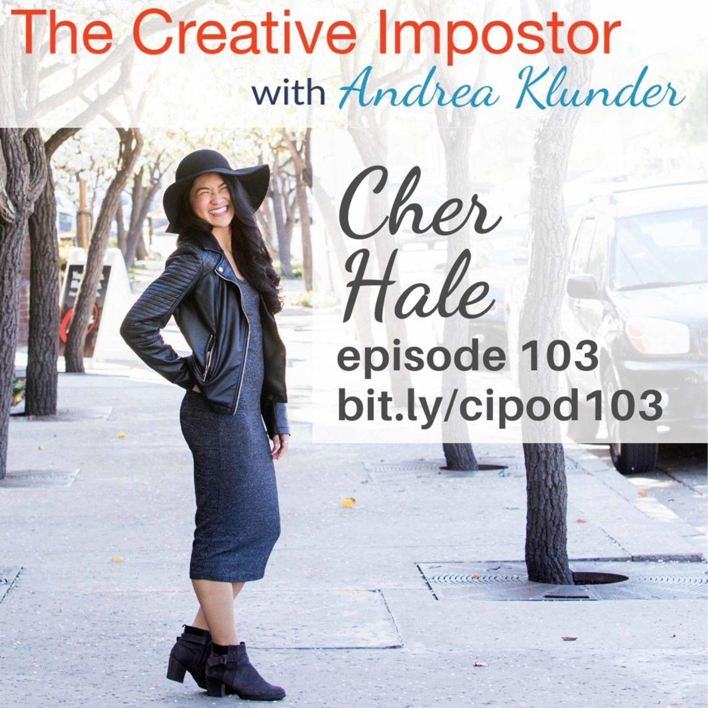 CI103: Pitch your true self with Cher Hale