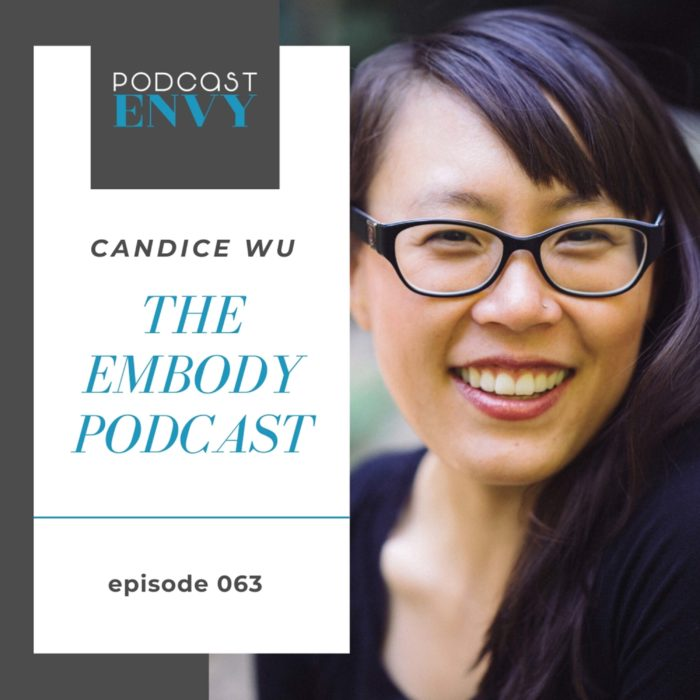 PE063: The Joy and Response-ability of Having a Microphone with Candice Wu