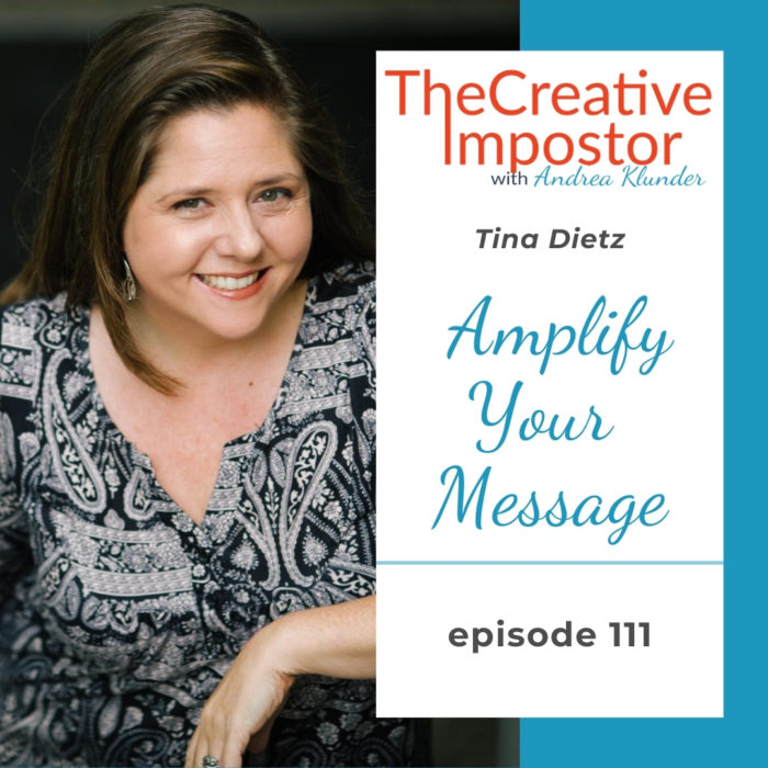 CI111: Align your Big V Voice with your little v voice with Tina Dietz